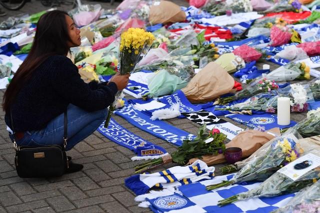 Leicester pogrążyło się w żałobie.