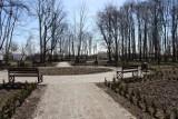 Czyżew. Wkrótce Park Dworski zostanie oddany do użytku. Pozostało już tylko zasadzić kwiaty (zdjęcia)