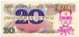 Galanteria podziemnych drukarzy czyli banknoty, które podnosiły na duchu