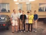 Unikatowe zdjęcia podlaskich bokserów. Zobacz jak wyglądali w dzieciństwie Adam Kownacki, Dariusz Snarski i Kamil Szeremeta [ZDJĘCIA]
