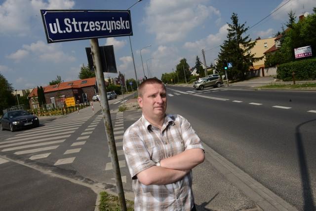 Pomysł trasy tramwajowej na Podolany nie jest nowy. Kiedyś już się o tym mówiło - mówi M. Niemier