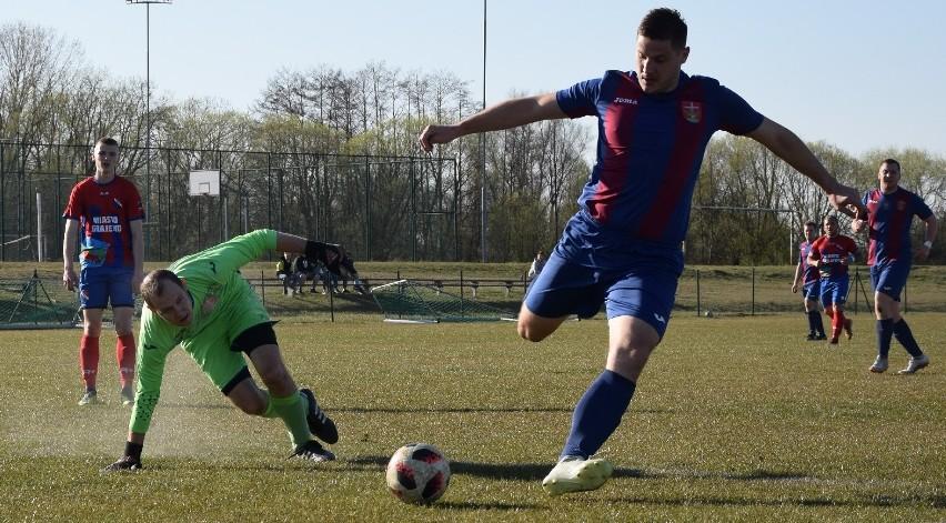 Warmia Grajewo pokonała 5:0 Korę Korycin w ćwierćfinale regionalnego Pucharu Polski