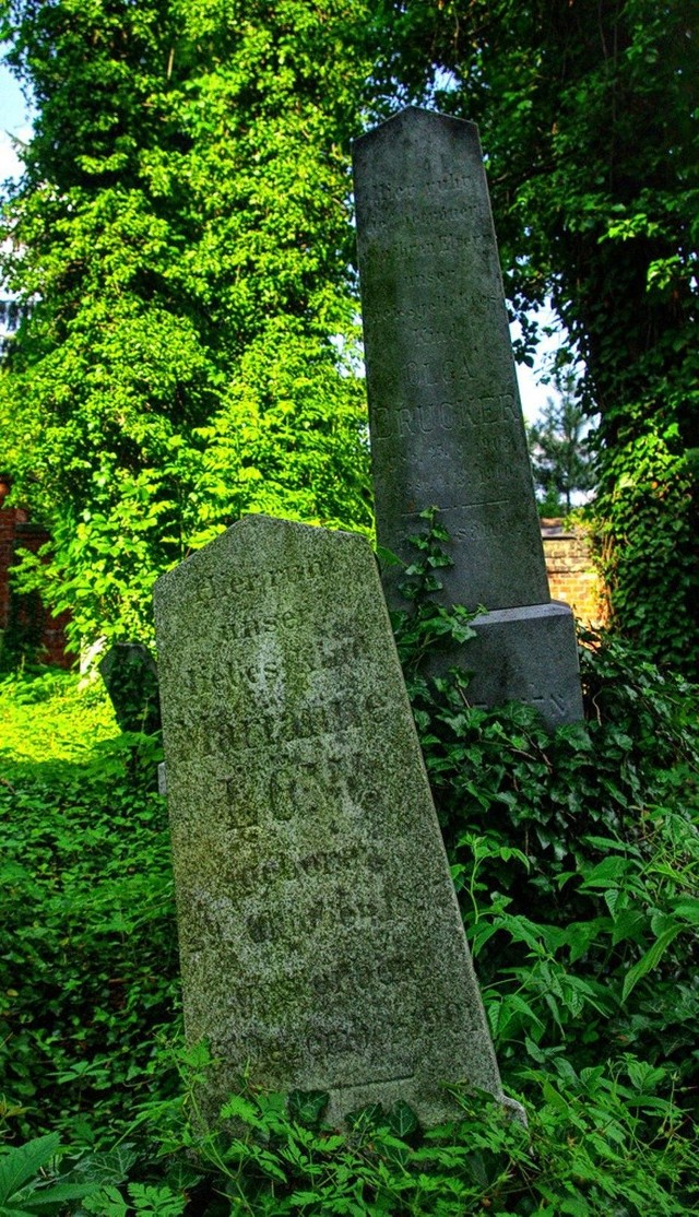 Cmentarz żydowski w Bielsku Białej