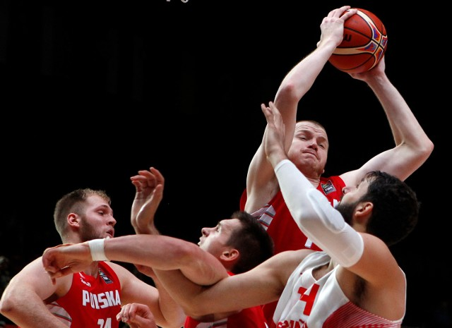 Polska Hiszpania Eurobasket
