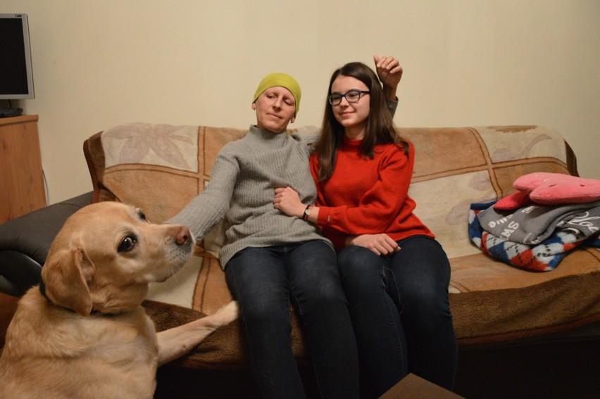 Marzena Chojnacka i jej córka Magdalena, która po liceum chce studiować medycynę.