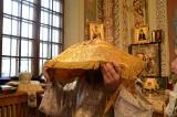 Cerkiew. Michał Ostapczuk to już prezbiter. Święcenia nałożył abp Jakub w soborze katedralnym w Białymstoku (zdjęcia)