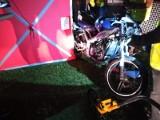 Wypadek w Nowej Wsi Prudnickiej. Motocyklista wypadł z jezdni, uderzył w przepust, a potem w płot. 48-latek nie żyje