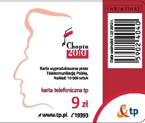 Karty są dostępne w sprzedaży we wszystkich podstawowych nominałach: 15, 30 i 60 impulsów w cenie odpowiednio - 9, 15 i 24 złote.
