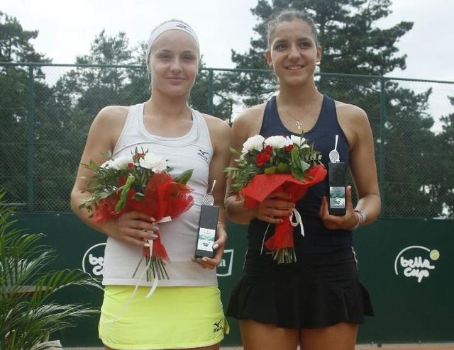 Rebecca Sramkova i Rebeka Masarova wygrały turniej deblowy