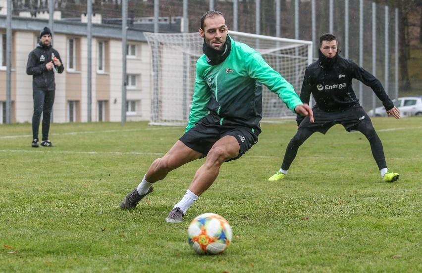 Flavio Paixao doznał kontuzji stawu skokowego podczas indywidualnego treningu