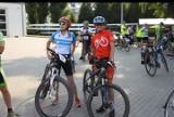 Reprezentacja Golubia-Dobrzynia na Jakubowej Sztafecie Rowerowej. Zobacz zdjęcia z rajdu Szlakiem św. Jakuba