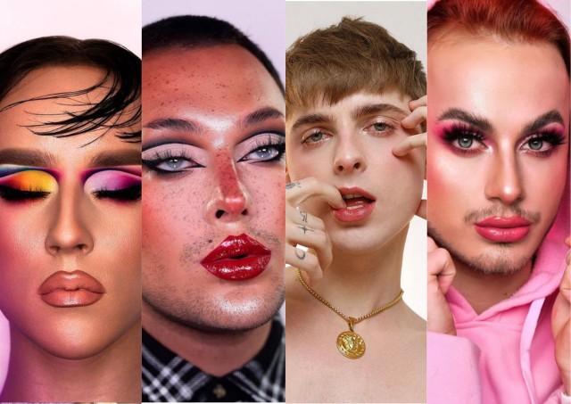 """Beauty Boys, czyli ,,mężczyźni od makijażu"""" od lat cieszą się dużą popularnością na Instagramie. Mają tysiące obserwujących i są mistrzami w branży beauty - wiedzą wszystko o tuszach do rzęs, szminkach, konturowaniu twarzy, pielęgnacji skóry. Poznajcie Polskich Beauty Boys >>>"""
