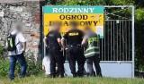 Zagadkowa śmierć pod bramą ogródków działkowych w Strzelcach Opolskich