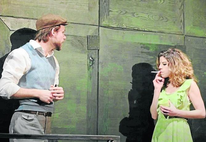 Premiera spektaklu w reżyserii Magdaleny Piekorz miała miejsce w miniony weekend