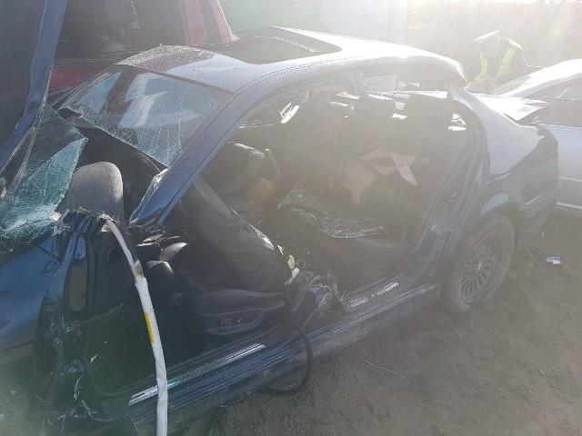 Dwa wypadki na drogach powiatu żnińskiego. Doszło do nich tuż przed Wielkanocą.