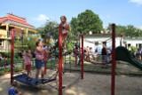 Katowice: na osiedlu Witosa otwarto ścieżkę zdrowia dla dzieci [ZDJĘCIA]