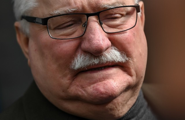 Lech Wałęsa otwarcie wyraził swoje niezadowolenie z pomysłu radnych w Ustrzykach Dolnych.