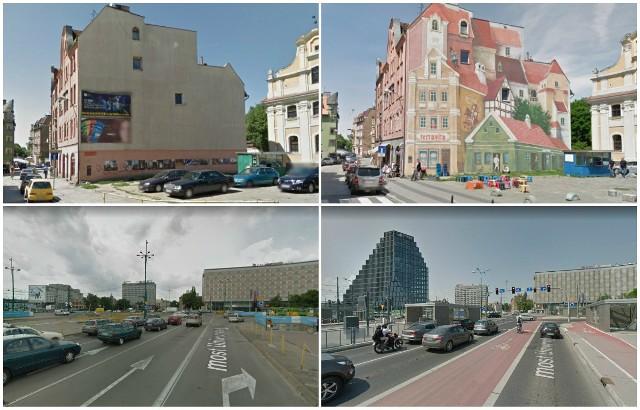 """Oglądając niektóre zdjęcia Poznania, można odnieść wrażenie, że zrobiono je bardzo dawno temu, chociaż od ich wykonania minęło zaledwie kilka lat. W końcu """"chlebak"""" czy Posnania to stosunkowo niedawne inwestycje, ale trudno przypomnieć sobie, jak wyglądało miasto bez nich. Przekonacie się o tym w naszej galerii.Zobacz kolejne zdjęcie ---->"""