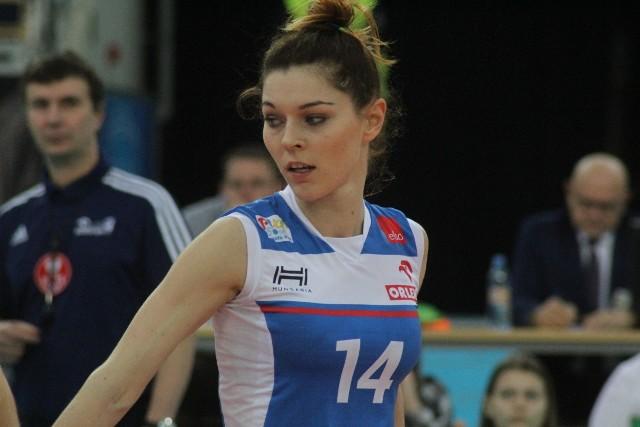 Emilia Szubert i jej koleżanki z Enei PTPS Piła nie mają ostatnio dobrej passy w rozgrywkach ligowych