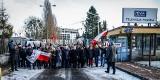 Żądają odwołania prezesa Telewizji Polskiej, Jacka Kurskiego oraz dyrekcji TVP3 Gdańsk. Protest pod TVP w Gdańsku