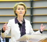 Ursula von der Leyen przed Parlamentem Europejskim o ostatnich osiągnięciach Unii Europejskiej i planach na przyszłość