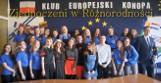 """Sukces Klubu Europejskiego """"Konopa"""" w Inowrocławiu. Licealiści w nagrodę pojadą do Strasbourga"""