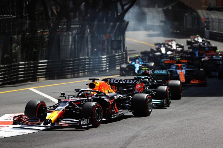 Koszmarne Grand Prix Monako dla Leclerka i Mercedesa, sukces...