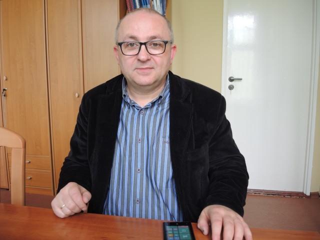 Tylko u nas szczery wywiad z Jerzym Wójtowiczem, który wygrał konkurs na dyrektora Szkoły Podstawowej nr 1 w Miastku.