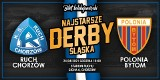 Ruch Chorzów - Polonia Bytom: Na Najstarsze Derby Śląska sprzedano już 500 wirtualnych biletów