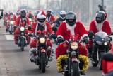 Mikołaje na motocyklach 2018 w Trójmieście. Motomikołaje przejechali z Gdyni do Gdańska w szczytnym celu 2.12.2018 [wideo, zdjęcia]