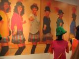 Grażyna Hase i Fasty - wystawa o modzie i fabryce