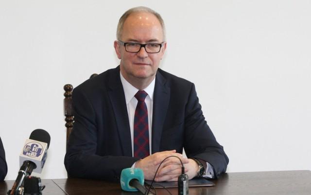 Profesor Jerzy Gwizdała