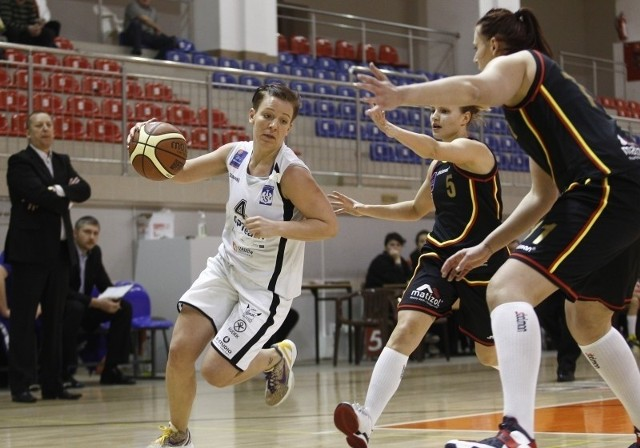 Jest szansa, że Agata Rafałowicz nadal będzie rozgrywającą AZS-u.