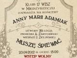 Międzyrzecz: Zaśpiewa Anna Maria Adamiak