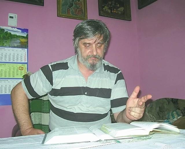 - Przeglądałem przepisy prawa budowlanego. Wiem, że zostało ono złamane w tym przypadku - przekonuje Jan Surowiak.