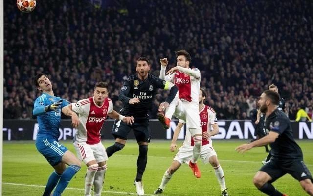 Real - Ajax ONLINE. Stream na żywo, transmisja TV w internecie. Gdzie oglądać mecz za darmo? [05.03.2019]