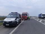 Gmina Iłża. Inspektorzy Transportu Drogowego zatrzymali pijanych kierowców ciężarówek