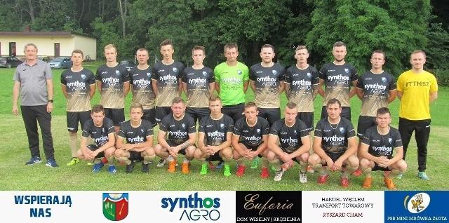 Pomimo kilku niesprzyjających okoliczności drużyną roku 2020 w powiecie pińczowskim został Strzelec Chroberz