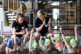 Młodzi pływacy z Podhala trenowali pod okiem Otylii Jędrzejczak