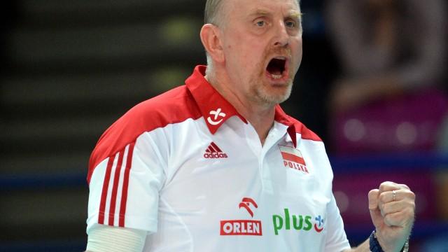 Jacek Nawrocki prowadzi odmłodzoną reprezentację Polski
