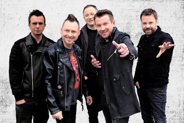 W Bazie Zbożowej zagra między innymi zespół Mafia (od lewej): Paweł Lesiak, Tomasz Joseph Bracichowicz, Michał Stachurski, Michał Ostrowski, Paweł Poros.
