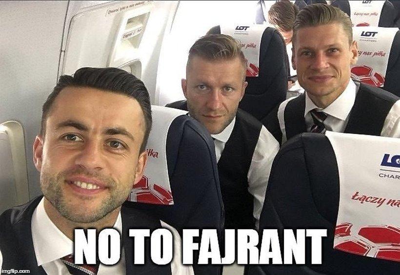 Polska Na Mundialu 2018 Memy Reprezentacja Polski śmieszy A