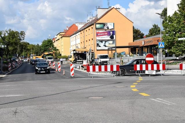 Opole. Będą zmiany na skrzyżowaniu ulicy Katowickiej z Ozimską