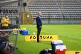 Dominik Nowak o meczu ze Stalą: Druga połowa? Taką Miedź chcę oglądać