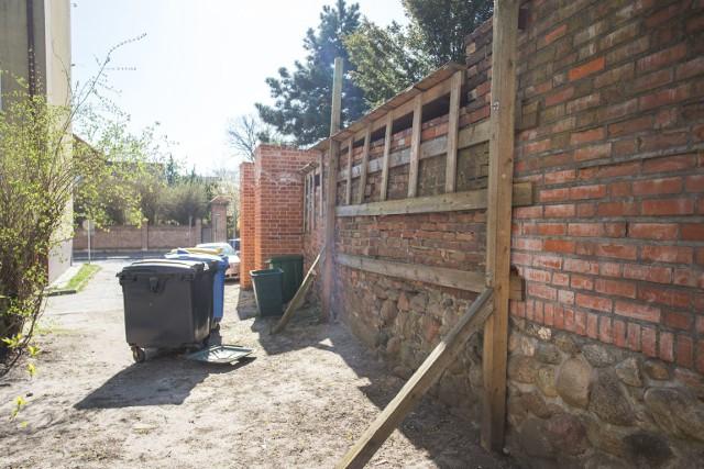 To ostatni sygnał, by naprawić średniowieczne mury obronne