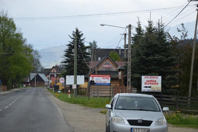Reklamy w Witowie. Tą miejscowość również obejmuje kodeks reklamowy