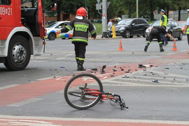Dziś policyjna akcja nakierowana na pieszych i rowerzystów oraz kierowców w pobliżu przejść dla pieszych