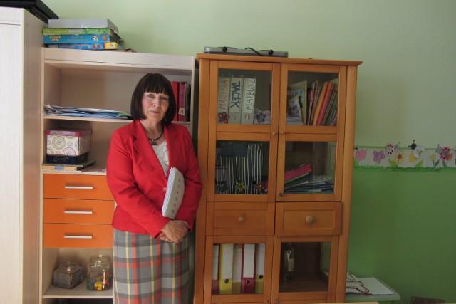 Dyrektorka Zespołu Szkół Specjalnych nr 112 - Maria Rosińska - rozwiązanie problemu widzi w rozbudowie szkoły