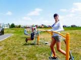 Michałowo: Urządzenia treningowe na świeżym powietrzu