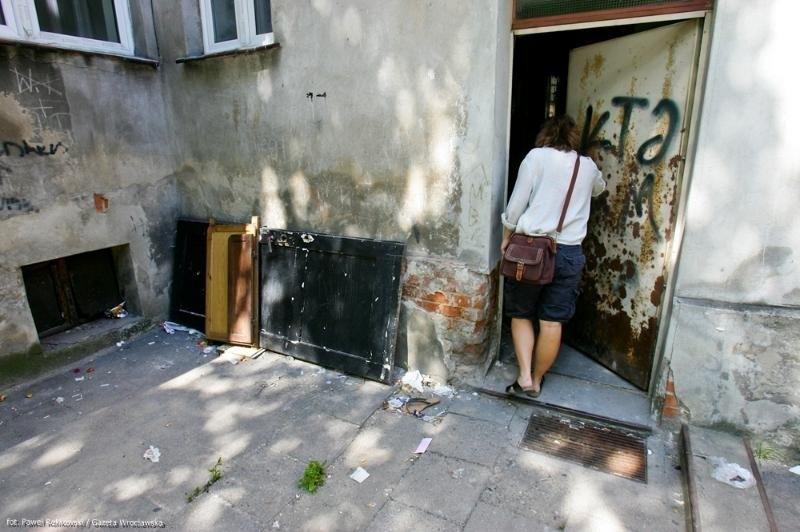 Wrocław Konflikt Sąsiedzki Przy Nowowiejskiej Romowie